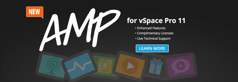 AMP for vSpace Pro 11
