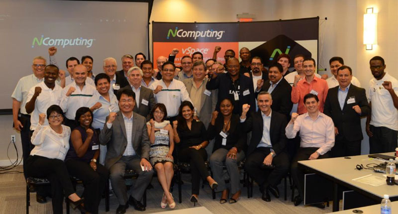 NComputing Partner Event in Nairobi, Kenya