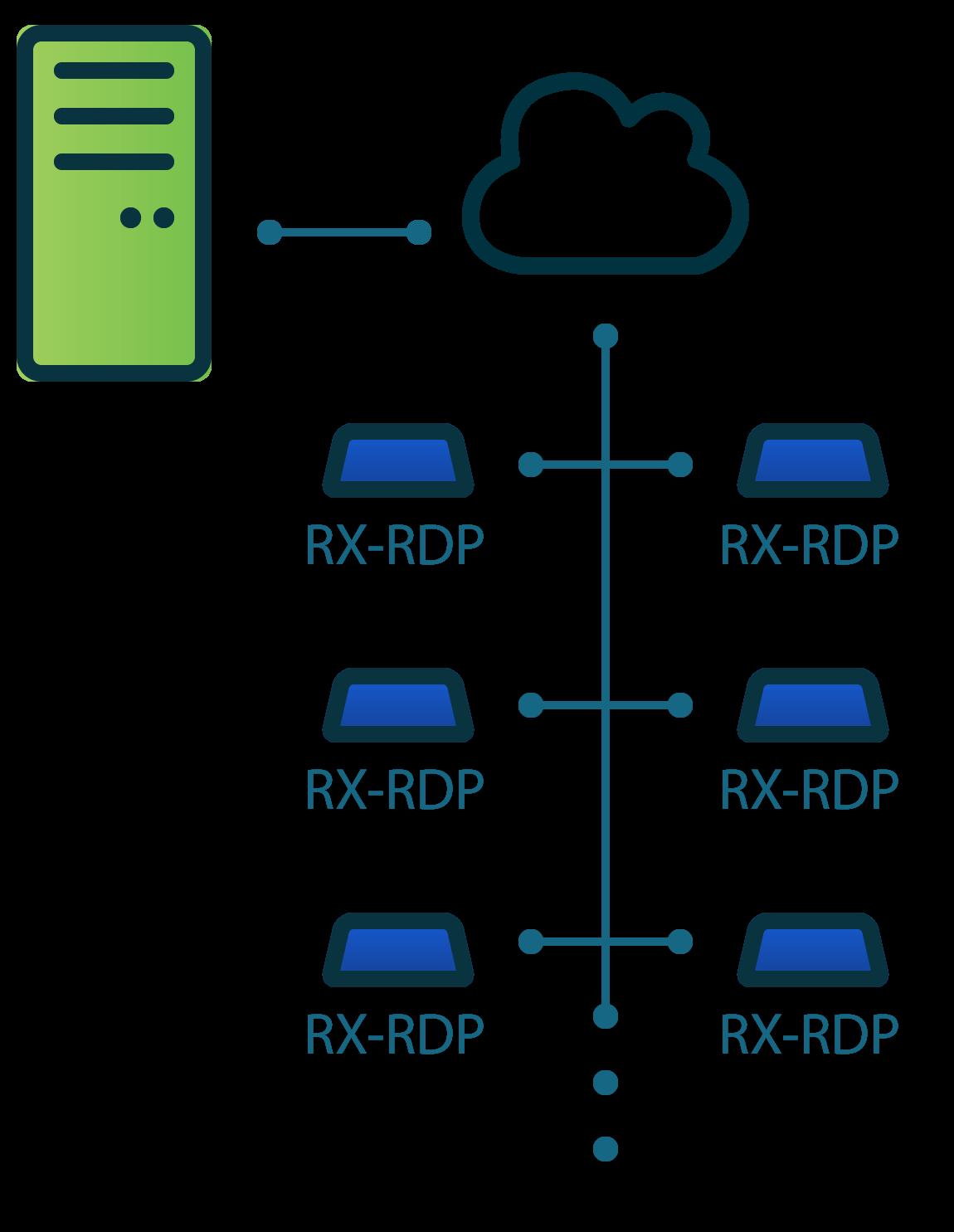 RX-RDP Architecture