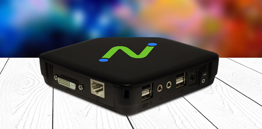 NComputing L-series thin client