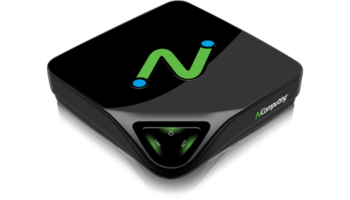 L-series thin clients for education and SMB by NComputing