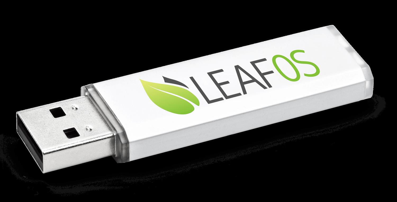 LEAF OS USB
