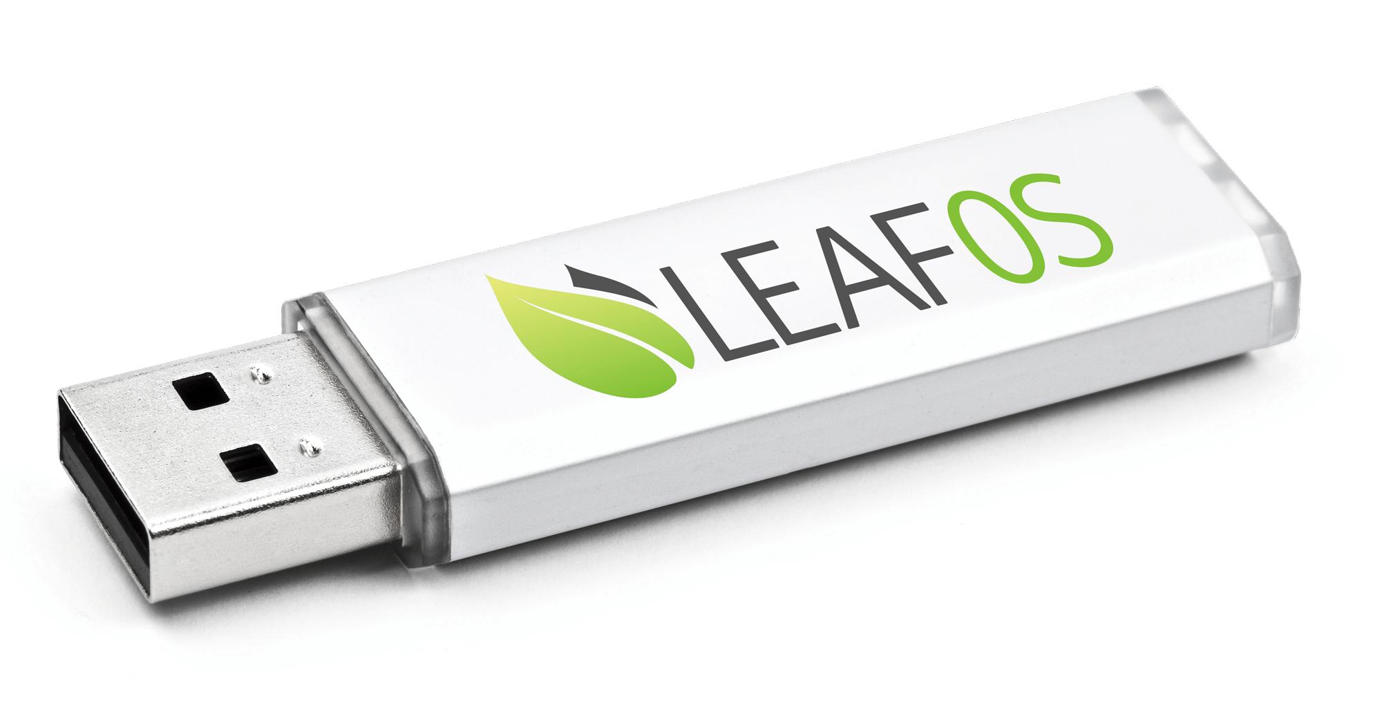 LEAF OS on USB