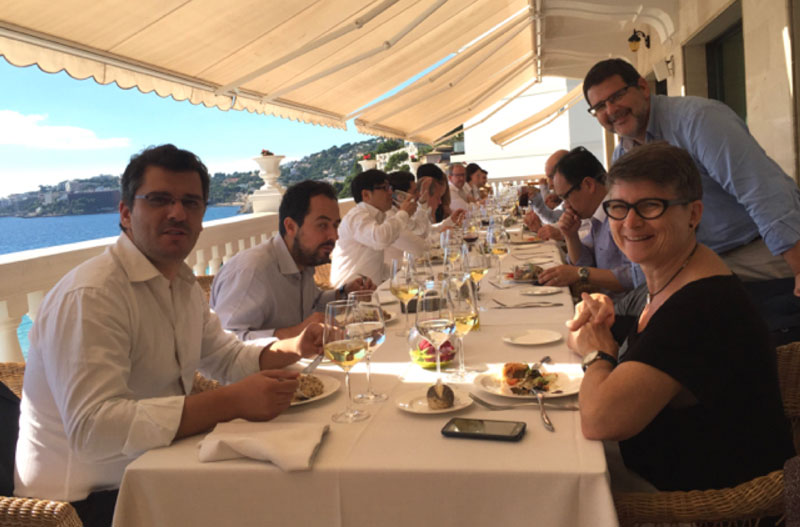 NComputing Partner Event in Mallorca, Spain