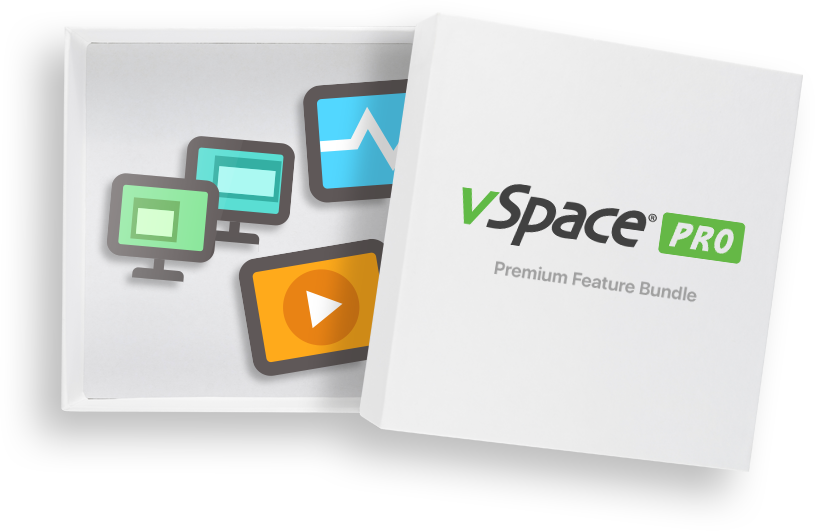 vSpace PRO Premium Features Bundle