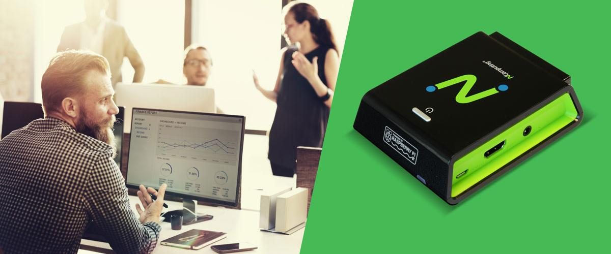 Citrix Ready workspace hub by NComputing