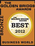 The Golden Bridge Awards Winner