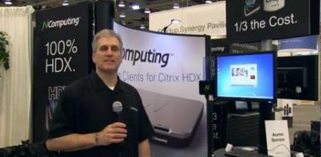 N-series launch at Citrix Synergy 2012
