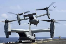 MV-22B Ospreys