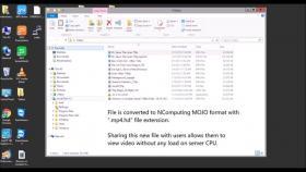 NComputing's vCAST MOJO Streaming Tutorial
