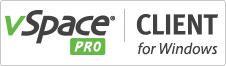 vSpace Pro Client
